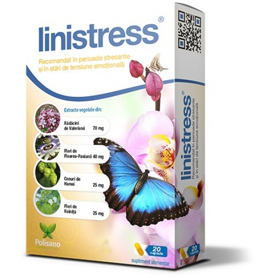Linistress 20 capsule