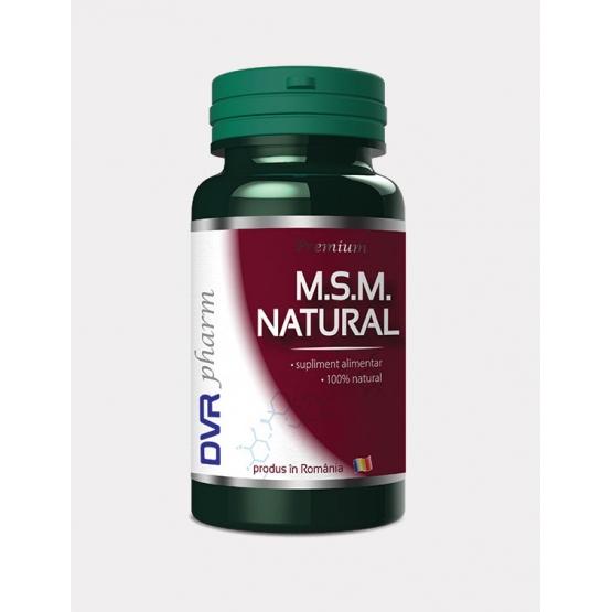 M.S.M natural - 90 cps - DVR Pharm