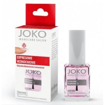Tratament intaritor rapid pentru unghii, Express Strengthening - Joko
