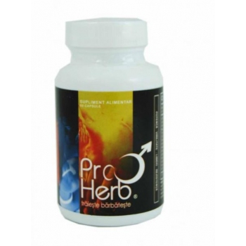 Pro Herb MASCULIN - 60 cps -