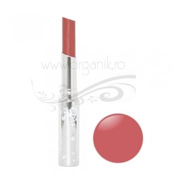 Ruj de buze cu pigmenti din fructe, Coquette (maro-arămiu) - 100 Percent Pure Cosmetics…