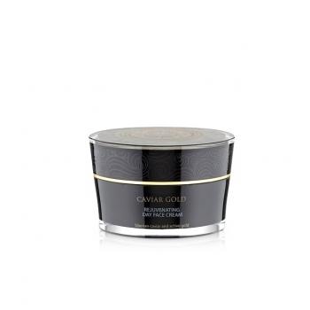 Crema de zi pentru reintinerire cu aur coilodal si caviar, Caviar Gold, 50 ml - Natura…