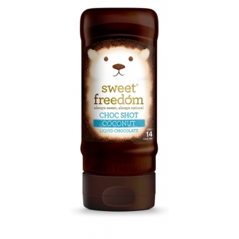 Sirop de ciocolata Choc Shot Cocos- Sweet Freedom- 320 g