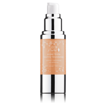 Fond de ten acoperire totala si protectie solara, Golden Peach - 100 Percent Pure Cosmetics…