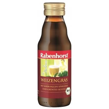 Suc organic de grau verde incoltit (Weizengras) 750 ml