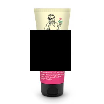 Crema de maini hidratanta cu trandafiri si iasomie, 75 ml - Oma Gertrude