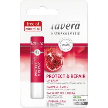 Balsam de buze PROTECT & REPAIR, cu rodie si argan - LAVERA