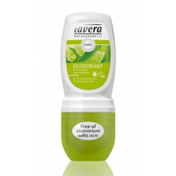 Deodorant roll-on bio Lime si Verbina, 50 ml - LAVERA
