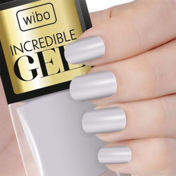 Lac de unghii Incredible Gel no.10 - Wibo