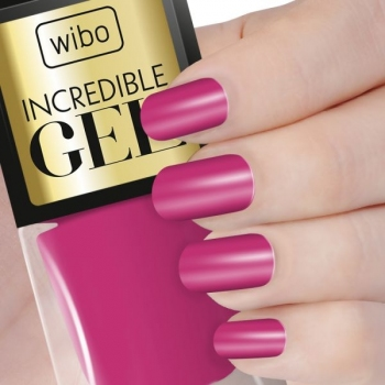 Lac de unghii Incredible Gel no.5 - Wibo