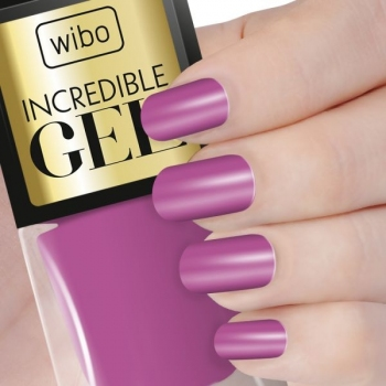 Lac de unghii Incredible Gel no.6 - Wibo