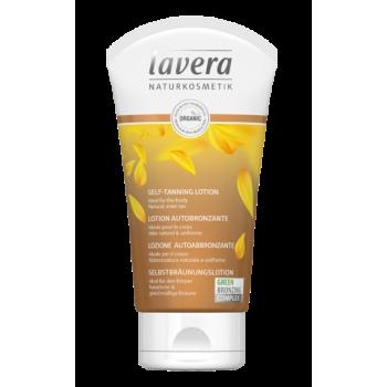 Lotiune autobronzanta pentru corp cu ulei de macadamia, 150 ml - LAVERA
