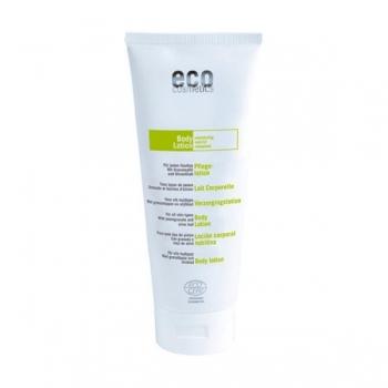 Lotiune de corp super hidratanta cu ulei de masline si rodie - Eco Cosmetics