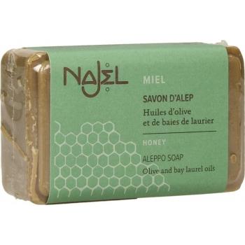 Sapun de Alep cu miere, 100g - NAJEL