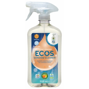 Solutie eco Earth Friendly Products cu otet pt geamuri, 500ml
