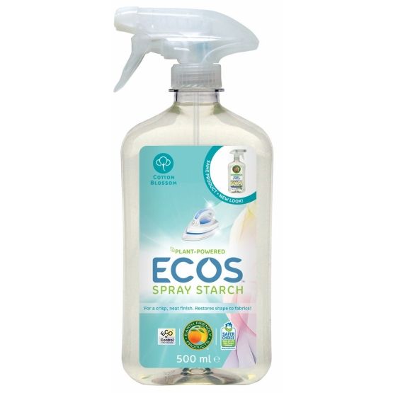 Ajutor pt calcat, apret rufe, Earth Friendly Products, 500ml