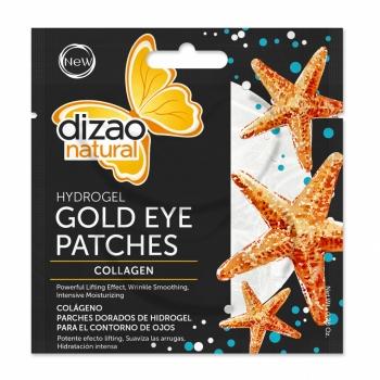 Plasturi ochi/ Masca Dizao Natural cu 100% colagen, 5 buc