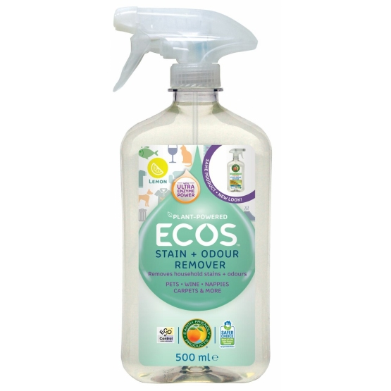 Solutie eco Earth Friendly Products pt scos pete si mirosuri, 500ml