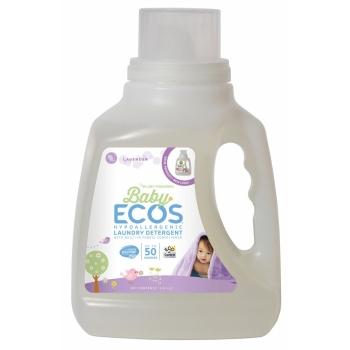 Detergent bio rufe Earth Friendly Products cu lavanda pt bebelusi, 50 spalari