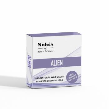 Pastile parfumate din ceara de soia, Nohea, Alien 40g