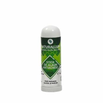 Stick de alaun antiacneic, Naturallum 5gr