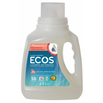 Detergent bio rufe Earth Friendly Products magnolie, 50 spalari
