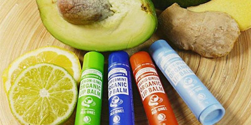 Hidratare 100% organica pentru buzele tale